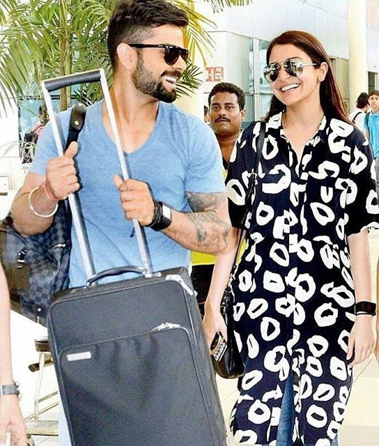 Virat Anushka hottest bollywood couple