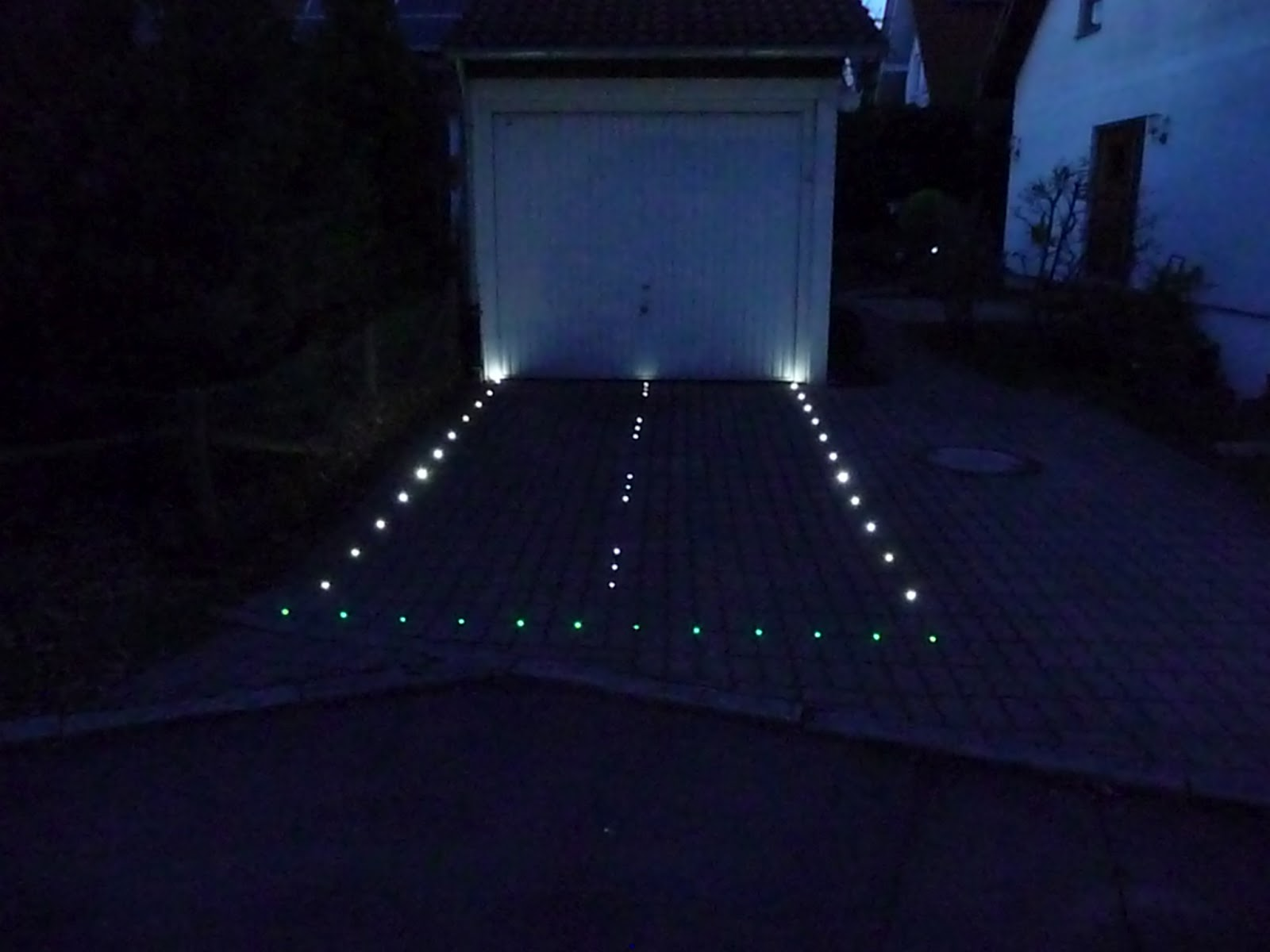 The Driveway Lighting Project