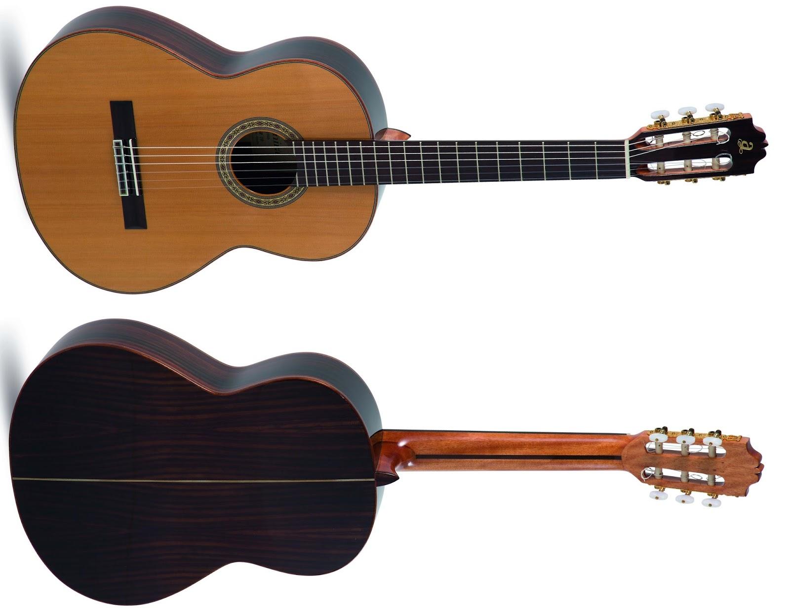 Musical dom nguez guitarra espa ola admira a 10 for Guitarra admira