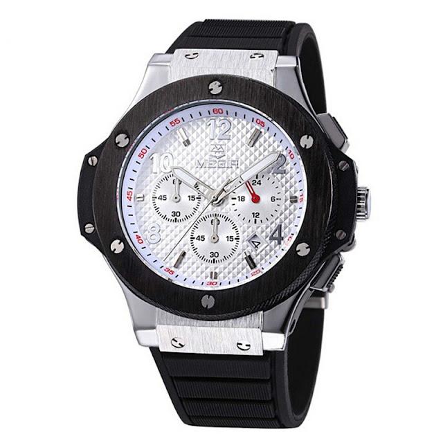 Megir AP Design Watch
