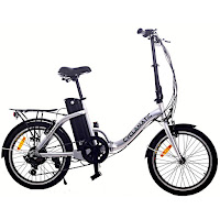 Cyclamatic CX2 Electric Foldaway Bike, with 250w brushless motor, 36v 8.8ah lithium-ion battery, 3 levels of pedal assist, speeds up to 15 mph, distance range up to 25-31 miles