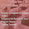RPP Silabus Prota Promes SD MI Kelas 1 Kurikulum 2013 Revisi 2017