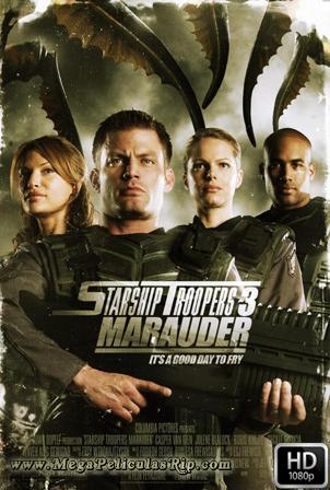 Starship Troopers 3: Armas Del Futuro [1080p] [Latino-Ingles] [MEGA]