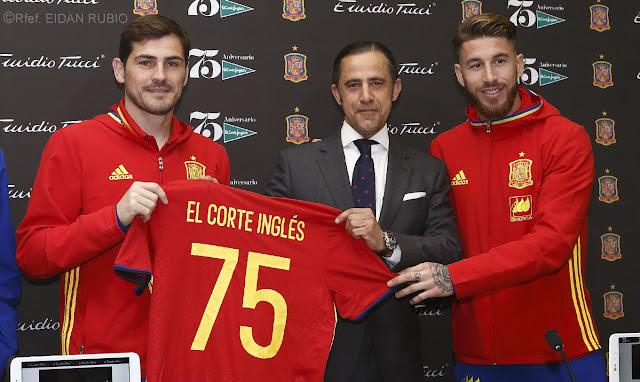 Emidio Tucci vestirá a la Selección Española