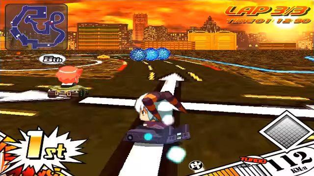 Azathoth-D Youtou Saisoku Densetsu Screenshot-2
