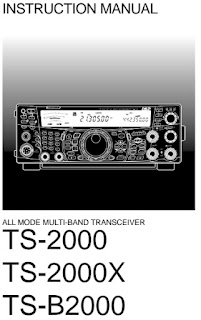 Kenwood: TS-2000 Manual