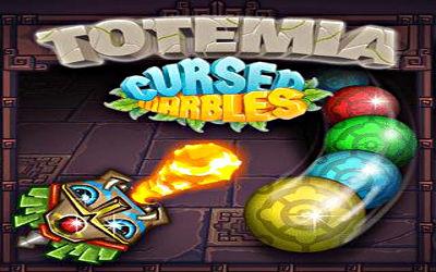 Totemia: Cursed Marbles - Jeu de Puzzle en Ligne