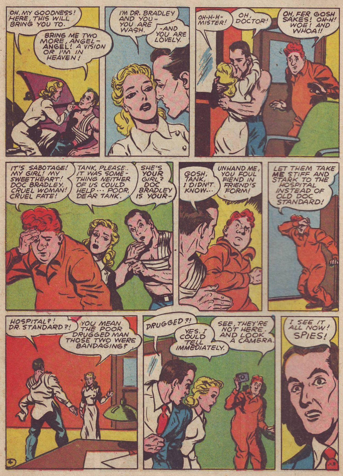 Read online All-American Comics (1939) comic -  Issue #37 - 20