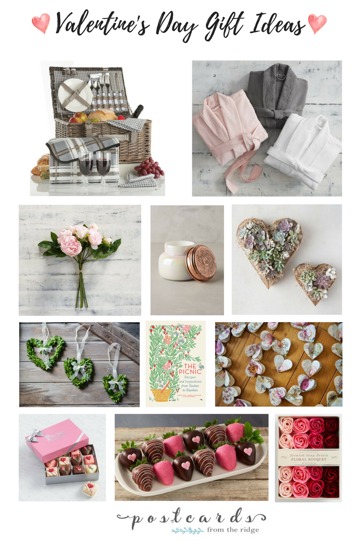 valentine's day gift and decor ideas