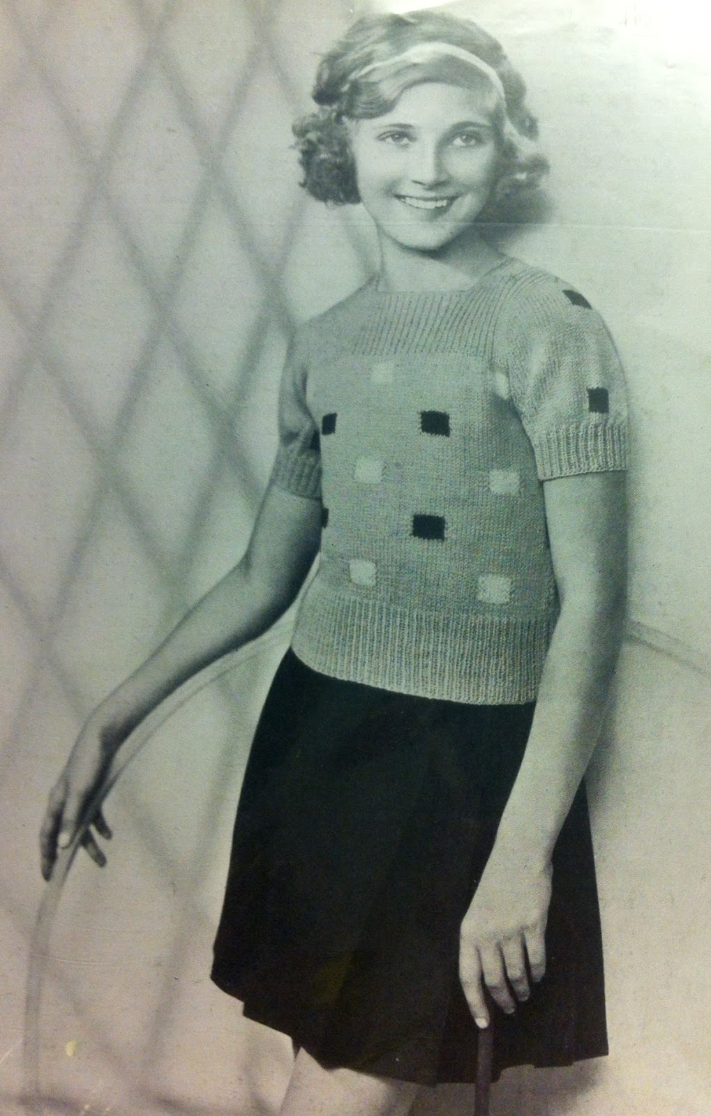 Patons Knitting Pattern Archive : What Kate-Em did next.: Patons and Baldwins archive part one - 1930s jum...