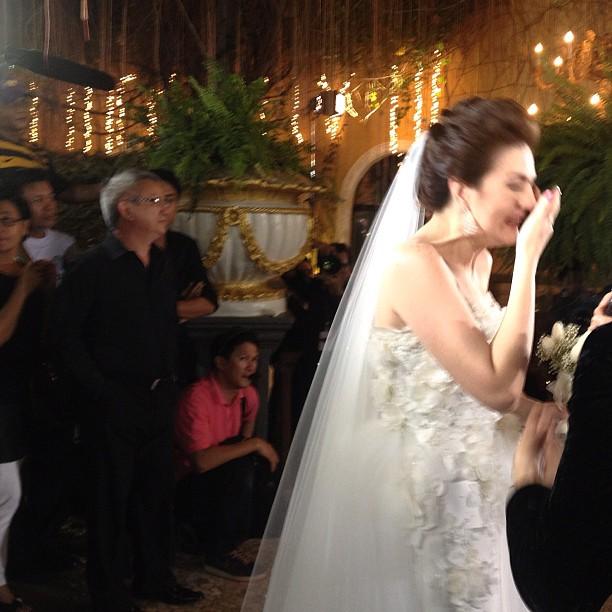 Carmina Villaroel And Zoren Legaspi Wedding Photos Video