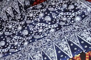 Batik Jambi Motif Batanghari