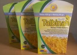 Jual TALBINAH Bubuk 400 Gram Amin Food di Surabaya