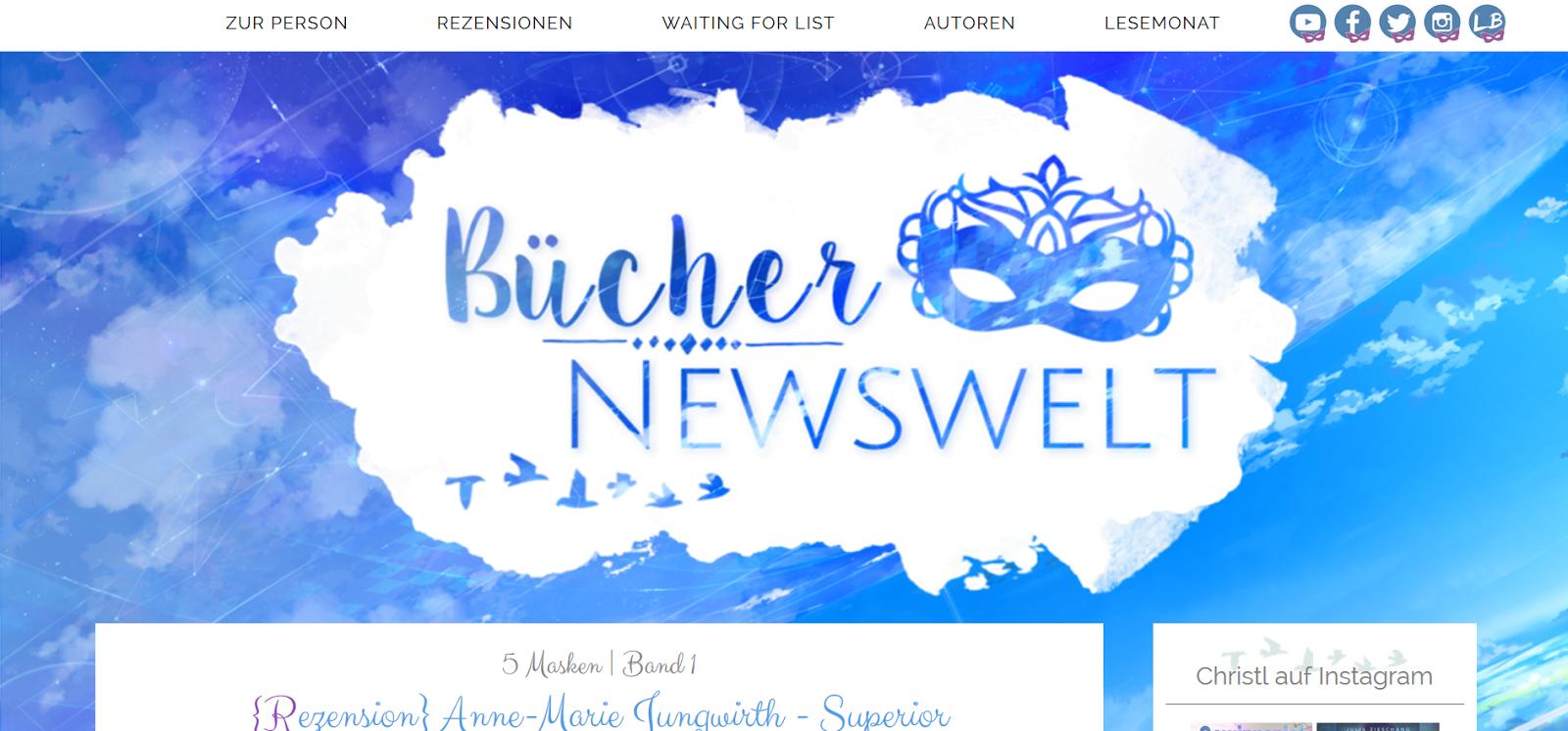 http://buecher-newswelt.blogspot.de/
