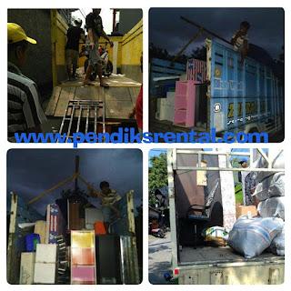Truk Balen Jakarta Semarang Solo Jogja