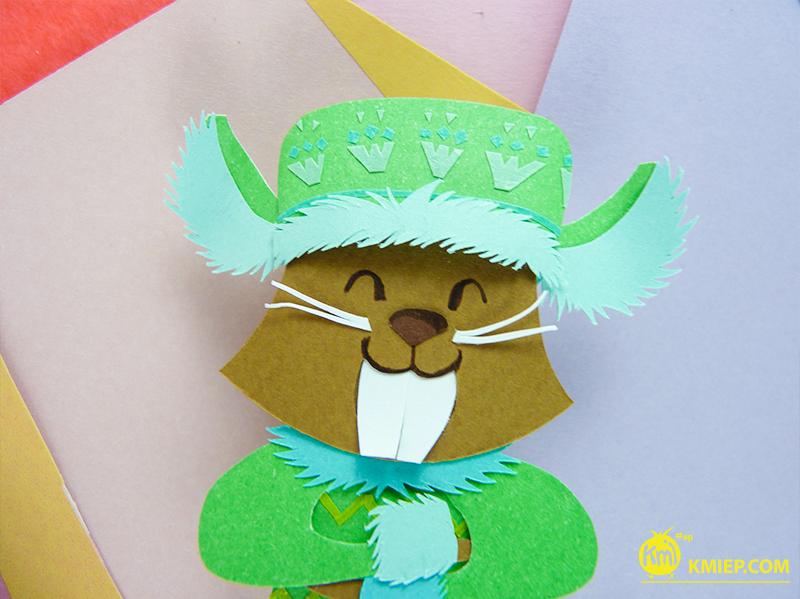 camille epplin illustration papier cadres beaver-paper