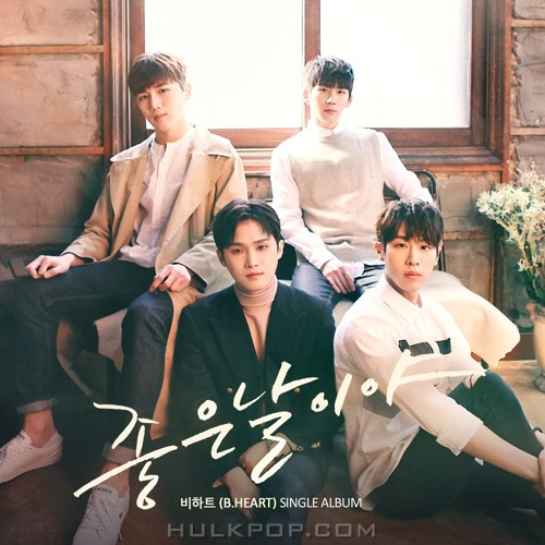 B.HEART – Lovely Day – Single