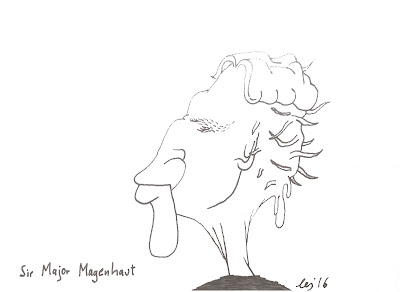 Sir Major Magenhaut