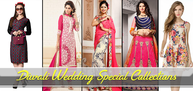 Latest Indian Wedding Clothing Online Shopping India
