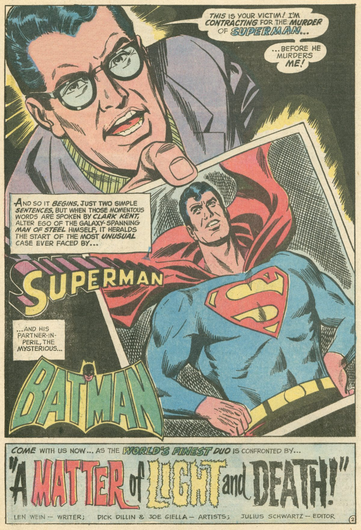 Read online World's Finest Comics comic -  Issue #207 - 4