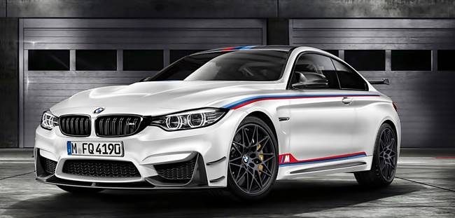 2016 BMW M4 DTM Champion Edition: GTS-Light with 500 hp