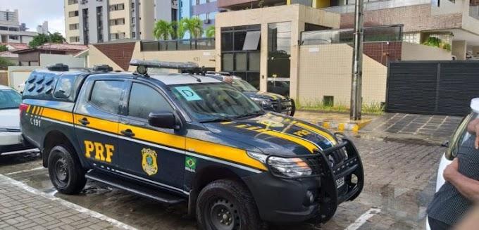 Em nova fase da Operação Calvário são cumpridos mandados de prisão e busca e apreensão no estado da PB