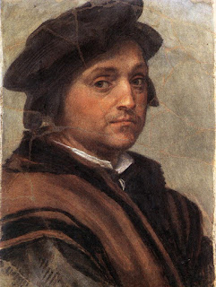 Andrea del Sarto, captured here in a self- portrait. lived in Florence all his life
