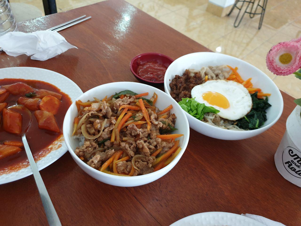 Hong Dae Cafe Kitchen Kuliner Makanan Korea Murah Di Jogja