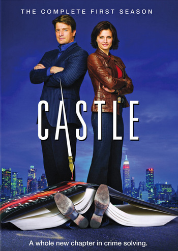 Castle Season 1 Ep.1-10 End (พากย์ไทย)