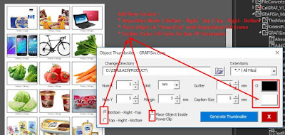 GRAFISin Free Macro Thumnailer for CorelDraw