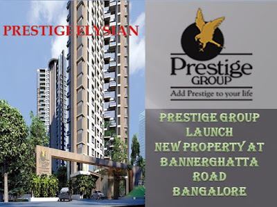 Prestige Elysian Pre Launch on Bannerghatta Road