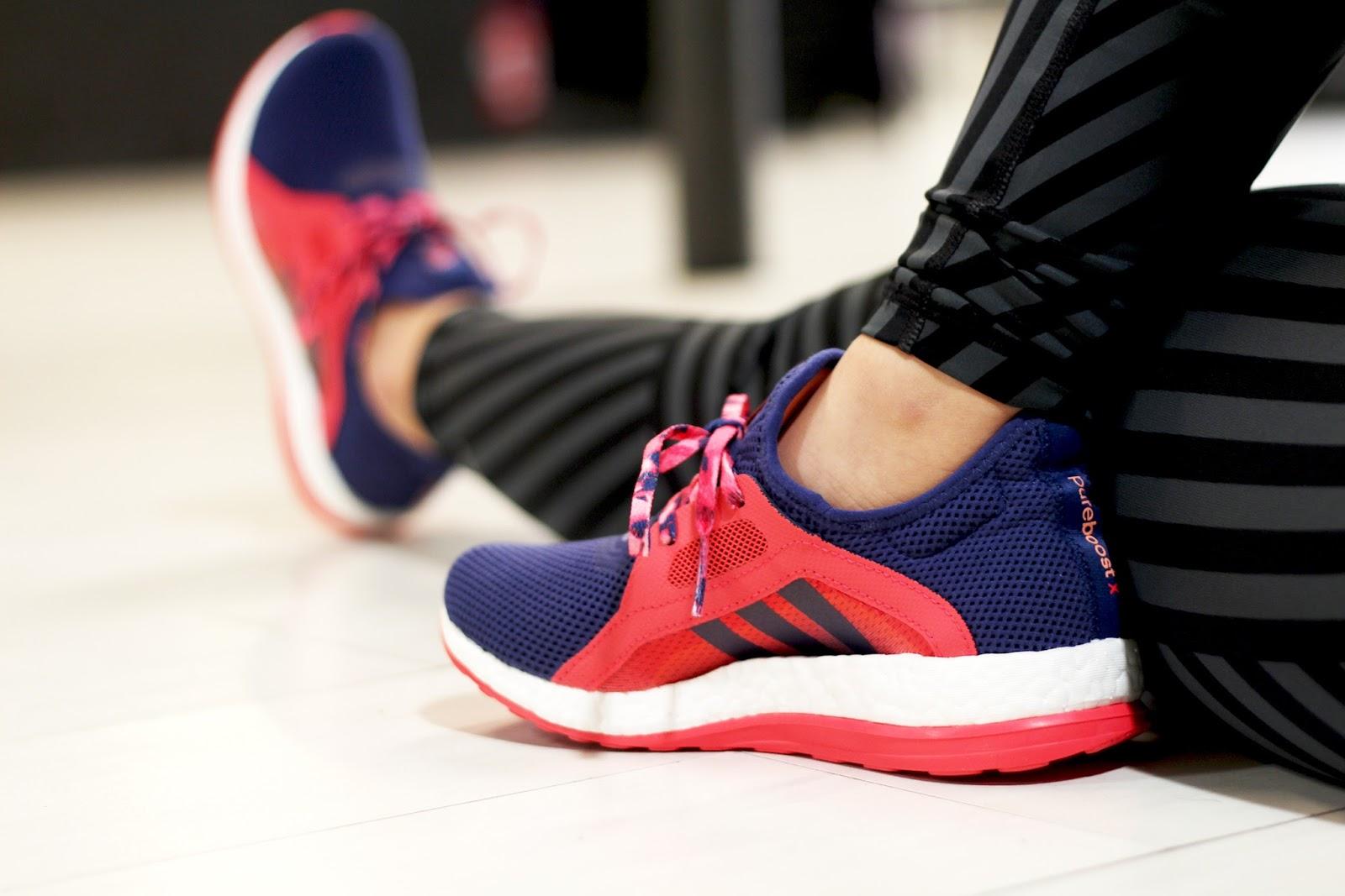 Adidas Boost X