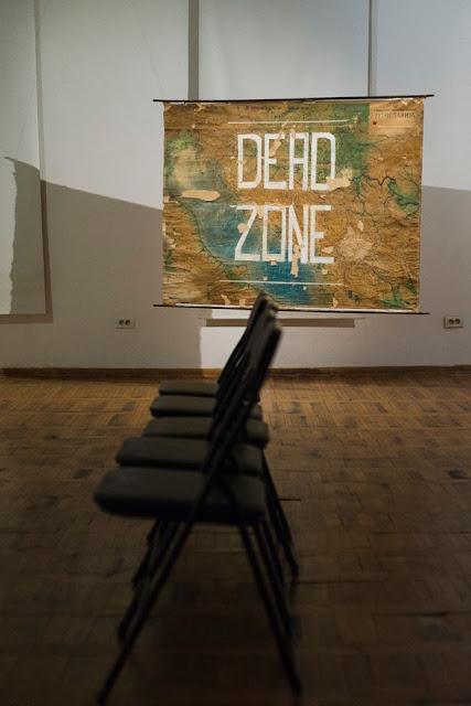 """Otvaranje izložbe Dejana Klementa - """"Umetnik je mrtav"""""""