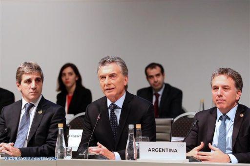 """Mauricio Macri satisfecho por """"avances"""" del G20"""