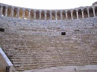Аспендос - Театр Аспендоса