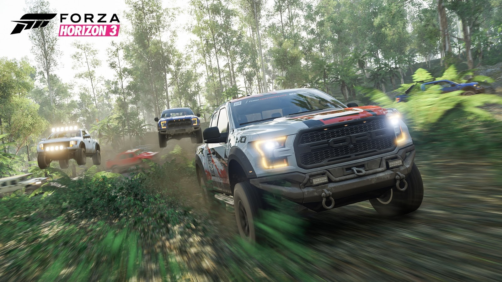 Forza Horizon 3 v1 0 119 1002 + 44 DLCs - CorePack | Fitgirl Repack