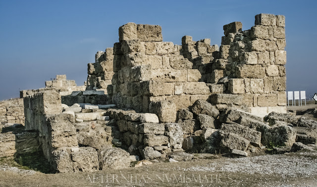 Torre de la muralla de flanqueo
