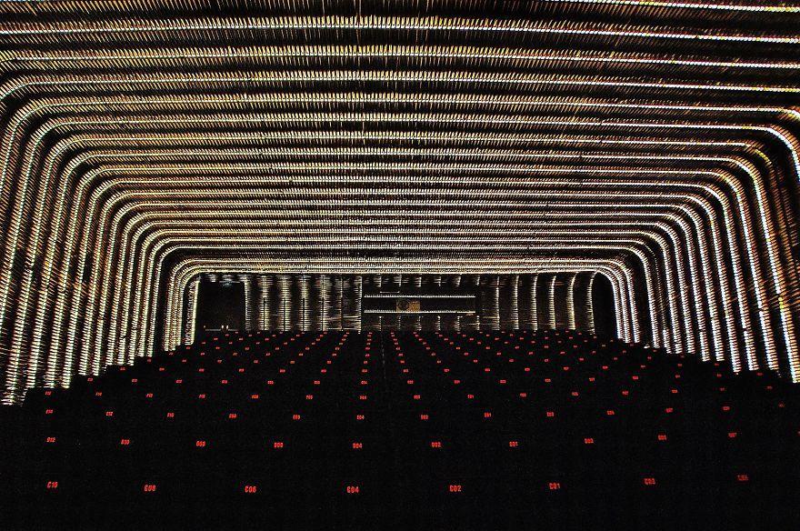 Cineteca De El Matadero, Madrid, Spain