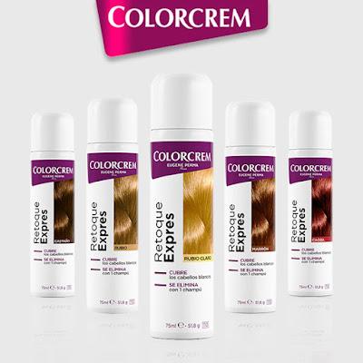 Retoque express ColorCrem