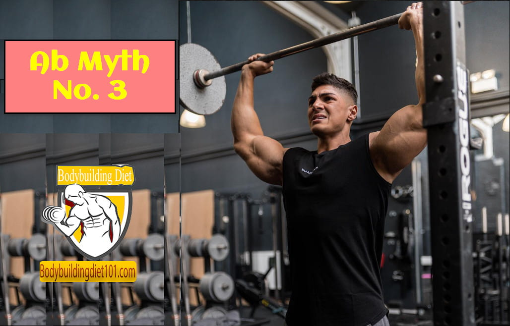 Ab Myth No. 3: You have to do high repetitions of ab exercises to see results