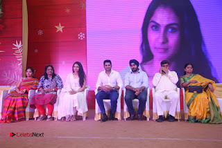 Tamil Actress Singer Andrea Stills in White Salwar Kameez at Narayana Group of Schools Carnival Inauguration  0013.jpg