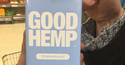 Good Hemp Milk