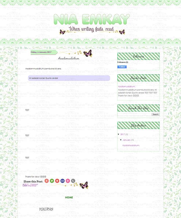 Blog Design 90