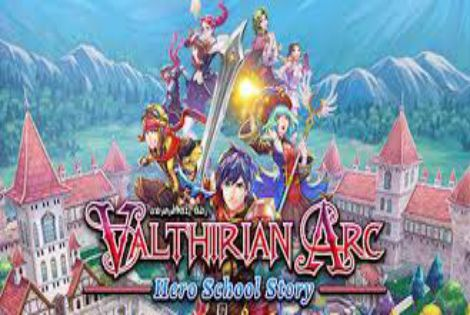 Download Valthirian Arc Hero School Story Game For PC