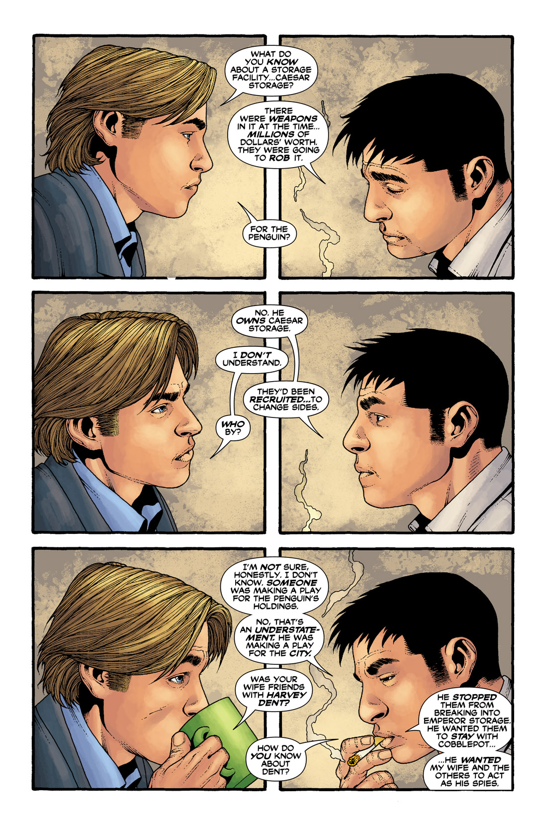Detective Comics (1937) 819 Page 20