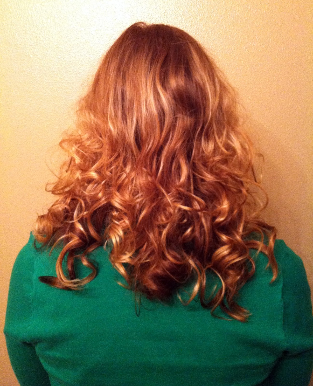 Aunie Sauce: Curl Your Hair Without Heat