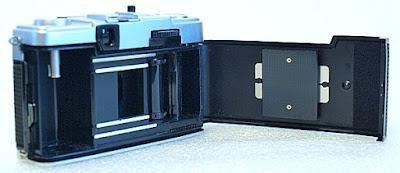 Olympus Pen EE-3 Film Box