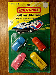 matchbox flexies erasers