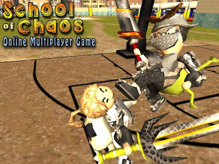 School Of Chaos Online Mmorpg Apk + OBB Download Free For Android