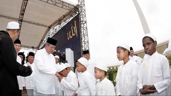 SBY Tak Mungkin Propaganda Lawan Islam